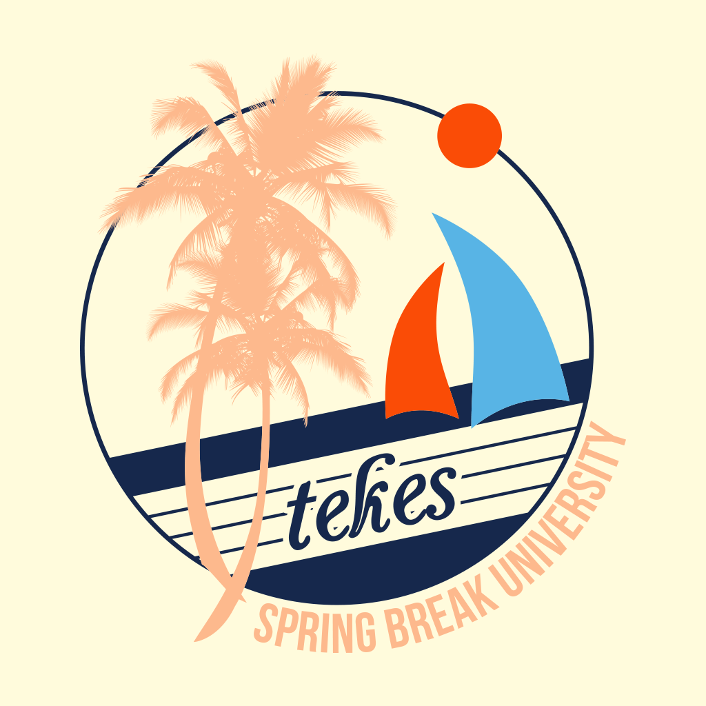 Tau Kappa Epsilon Retro Spring Break