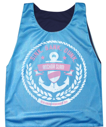 Delta Gamma Anchorslam Pinnie