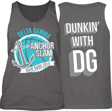 Delta Gamma Anchorslam Basketball