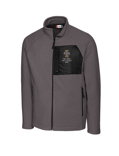 UNIVERSITY OF IDAHO KAPPA SIGMA MOM'S WEEKEND 2018 - MICROFLEECE FULL ZIP