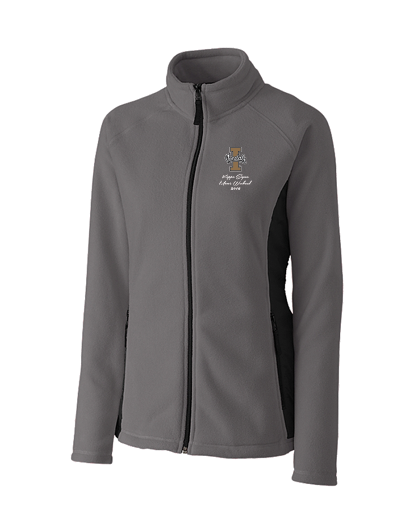 UNIVERSITY OF IDAHO KAPPA SIGMA MOM'S WEEKEND 2018 - LADIES MICROFLEECE JACKET