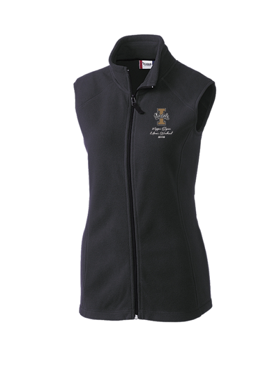 UNIVERSITY OF IDAHO KAPPA SIGMA MOM'S WEEKEND 2018 - LADIES FLEECE VEST