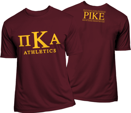 Pi Kappa Alpha Athletics Dri Fit