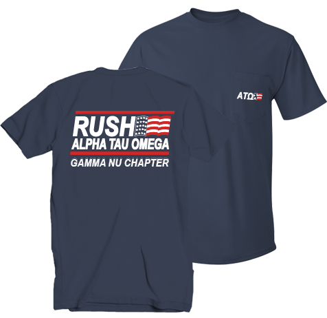 Alpha Tau Omega Patriotic Fall Rush