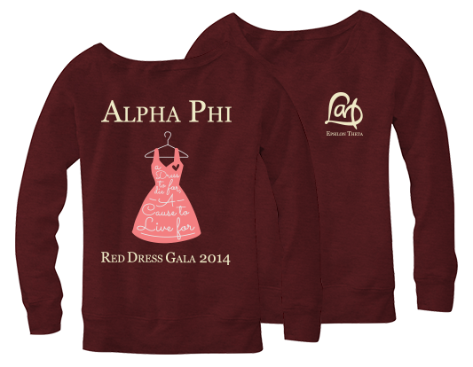 Alpha Pi A Cause to Live For Red Dress Gala