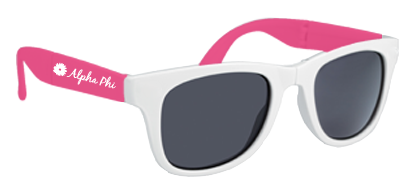 Alpha Phi Bid Day Sunglasses