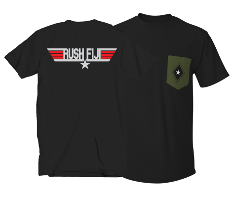Fiji Top Gun Customized Pocket Rush