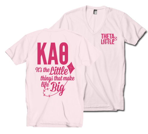 Alpha Theta Kappa Big Little Kite