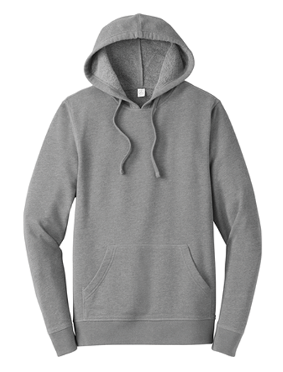 Alternative Rider Blended Fleece Pullover Hoodie