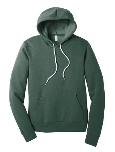 Bella+Canvas ® Unisex Sponge Fleece Pullover Hoodie