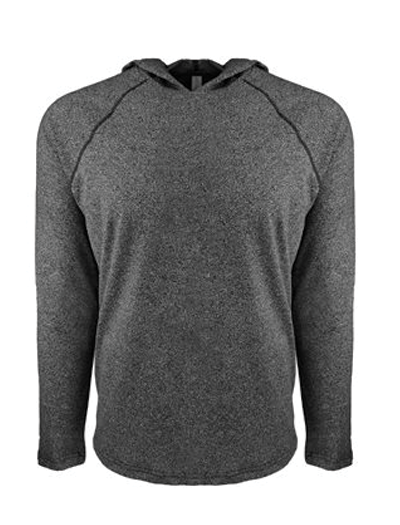 Next Level Unisex Mock Twist Raglan Hoodie