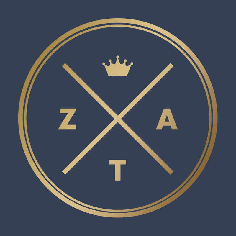 Zeta Tau Alpha Crown Seal