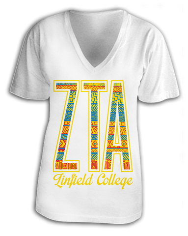 Zeta Tau Alpha Tall Tribal