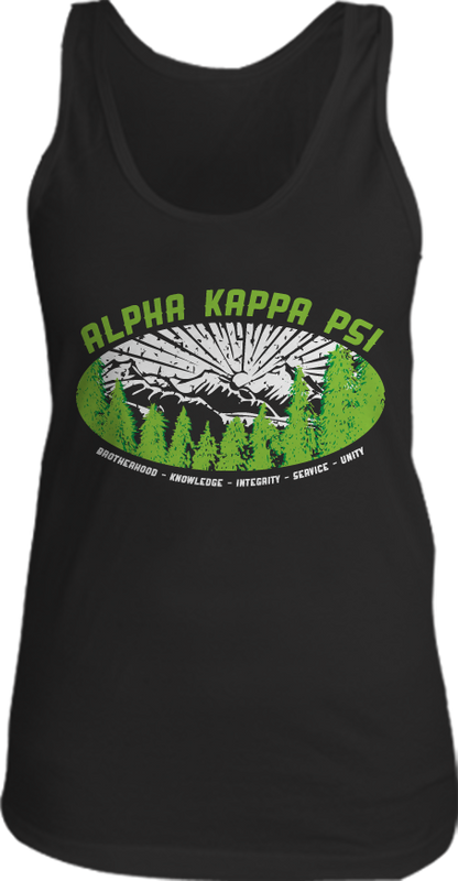 Alpha Kappa Psi Evergreen Camp Trip