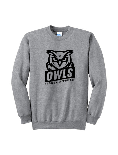 Audubon Elementary Apparel November 2018 - Adult Crewneck (2 Colors)