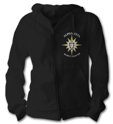 Alpha Zeta Hoodies