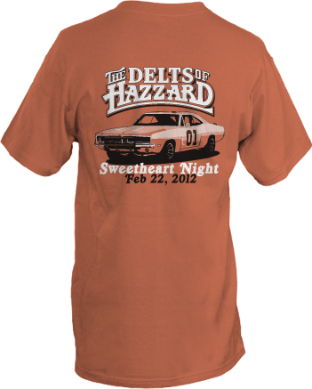 Delta Tau Delta Delts of Hazzard