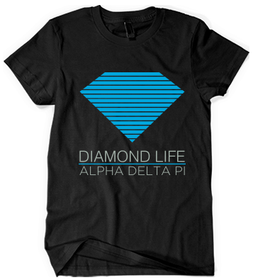 Alpha Delta Pi Diamond Life