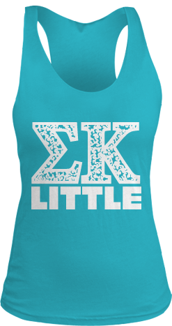 Sigma Kappa Floral Little