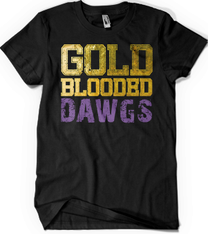 Gold Blooded Dawgs