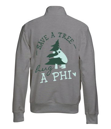Alpha Phi Save a Tree Philanthropy