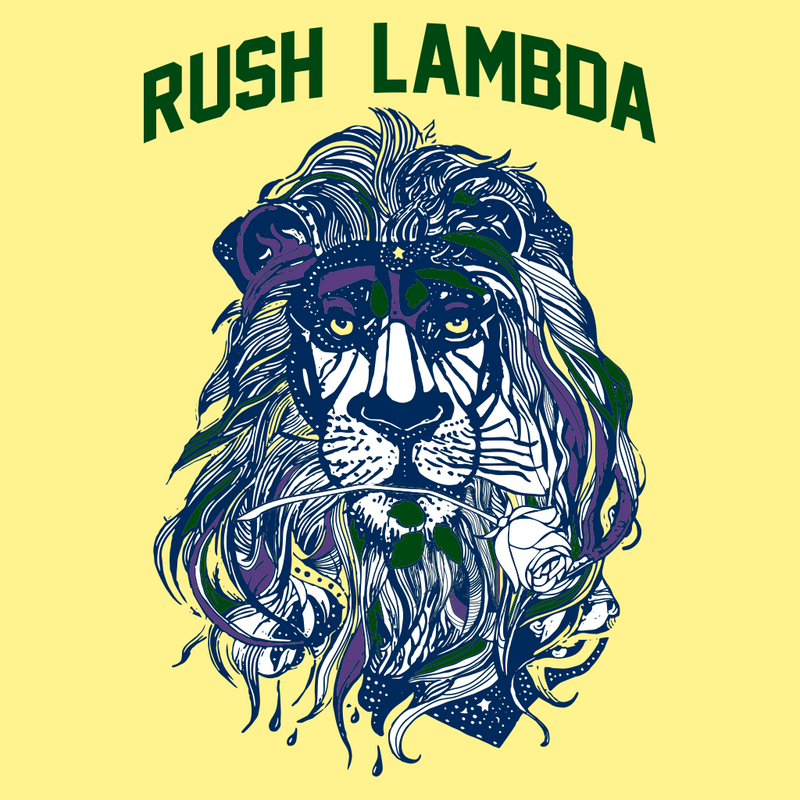 Lambda Chi Alpha Lion Rush