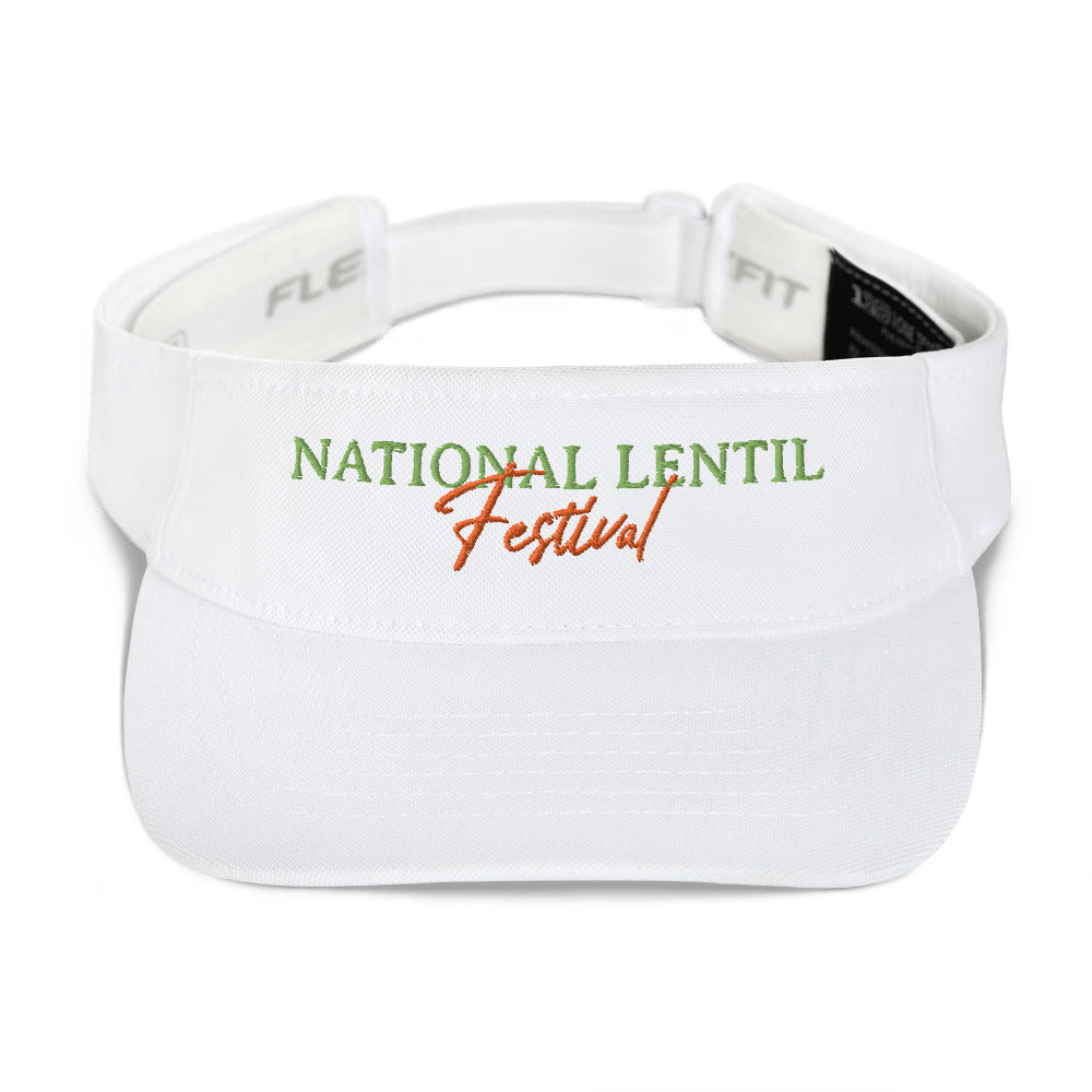 National Lentil Festival 2020 - Flexfit Visor