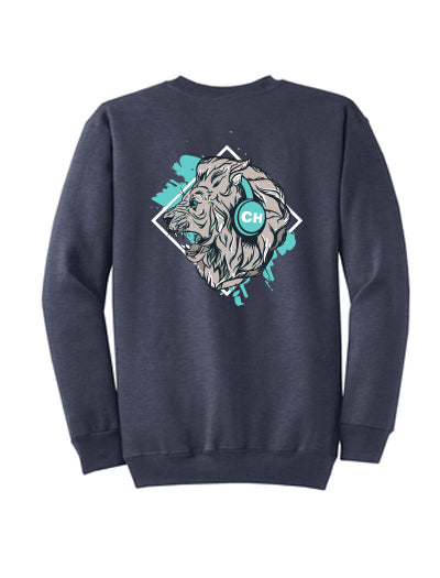 College Hill Campus Rep Swag - Crewneck Sweatshirt