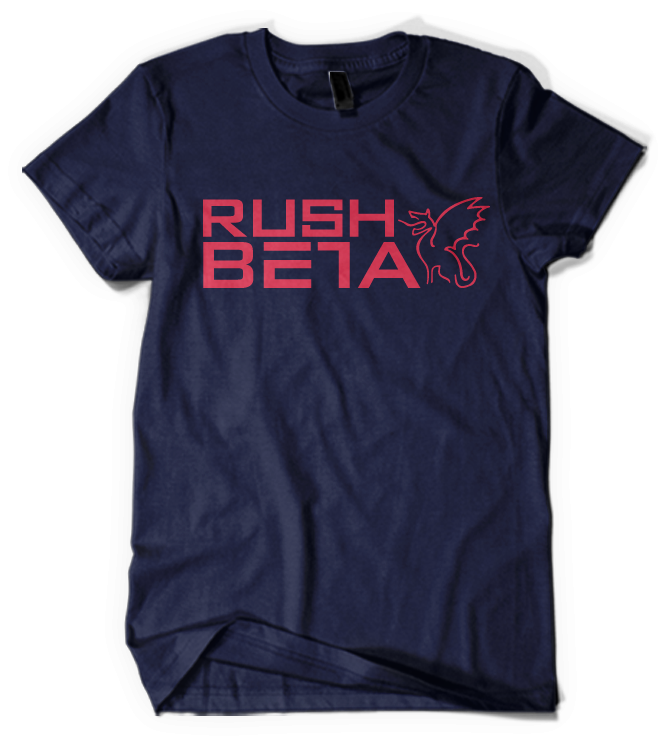 Beta Theta Pi Dragon Rush