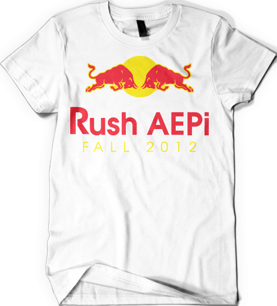 Alpha Epsilon Pi Red Bull Rush