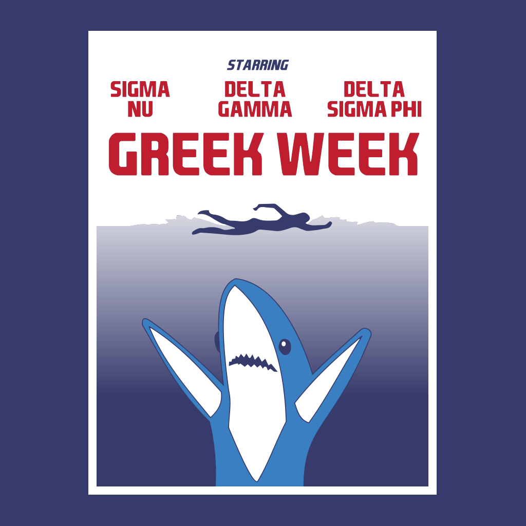 Greek Week Design