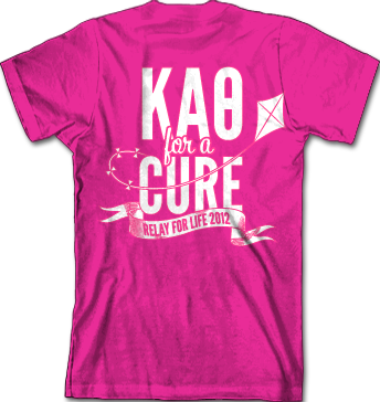 Kappa Alpha Theta for a Cure