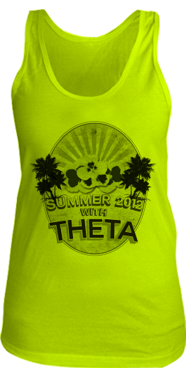 Summer with Kappa Alpha Theta