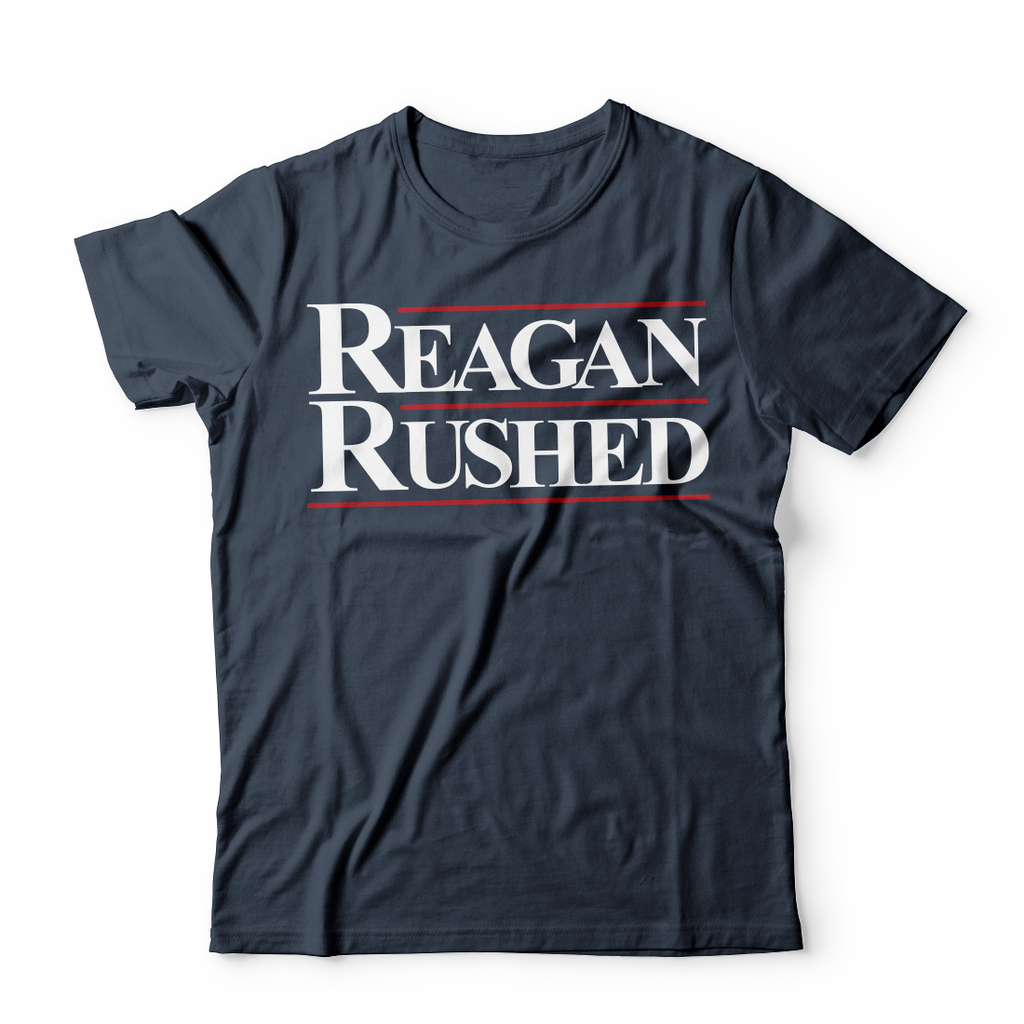 Tau Kappa Epsilon Reagan Rushed Shirt