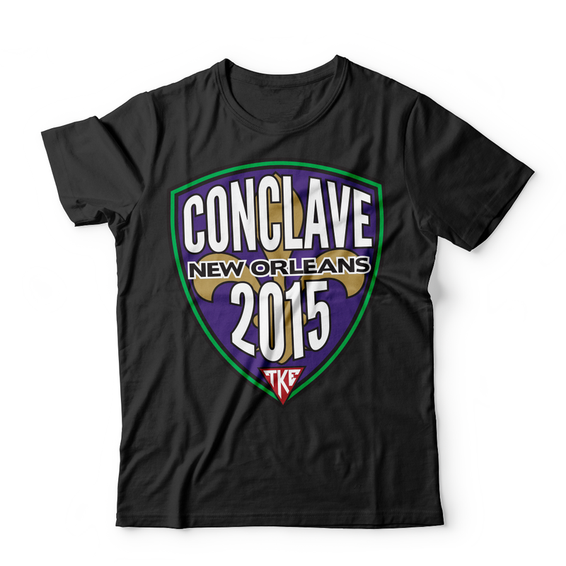Tau Kappa Epsilon National Conclave 2015 Shirt