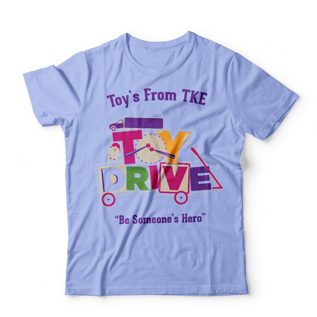 Tau Kappa Epsilon Toy Drive Shirt