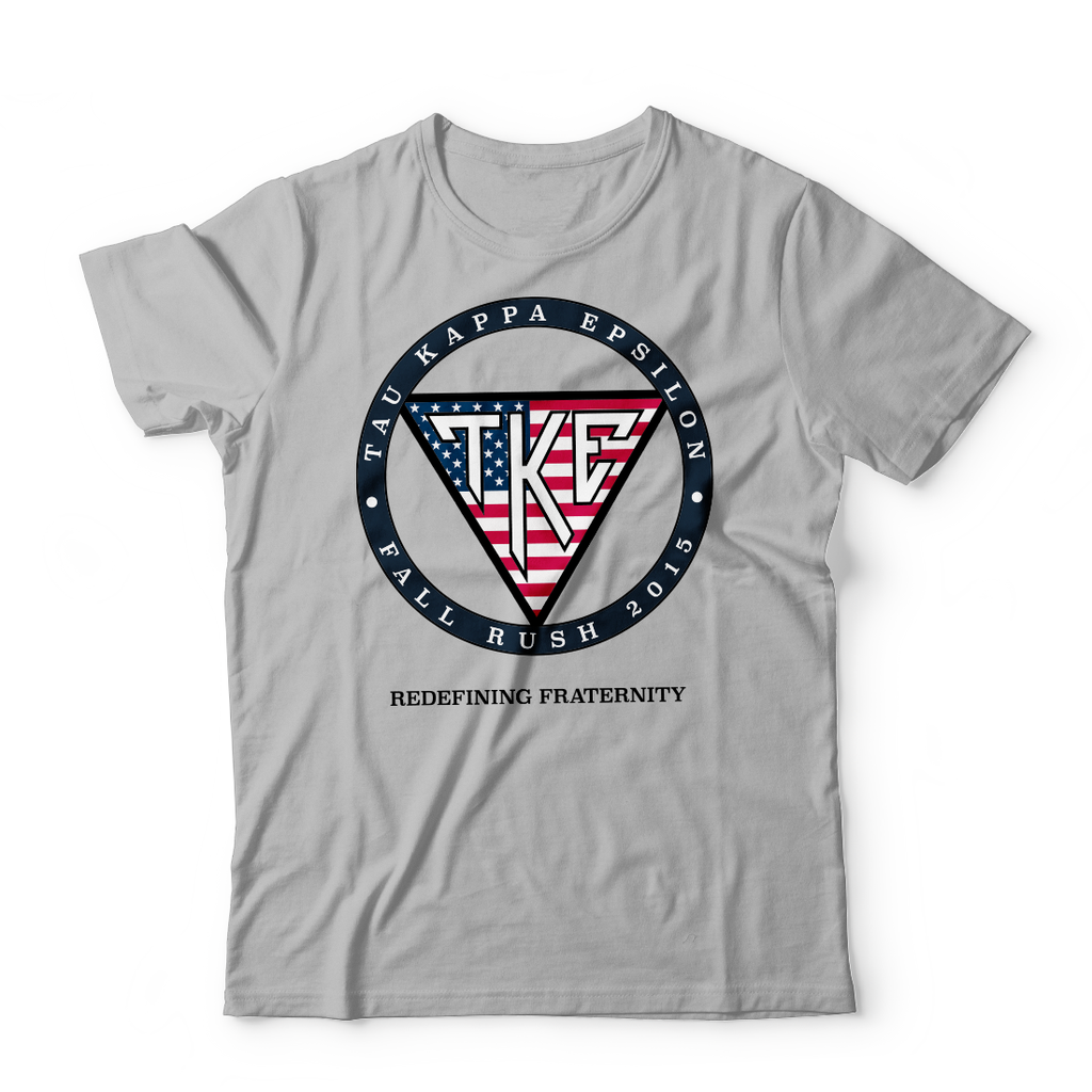 Tau Kappa Epsilon Fall Rush Seal Shirt