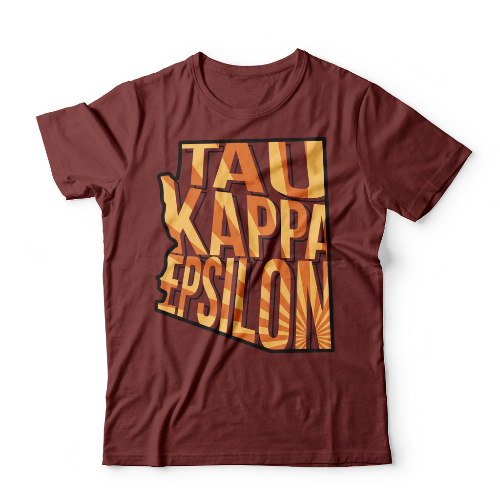 Tau Kappa Epsilon Arizona Shirt