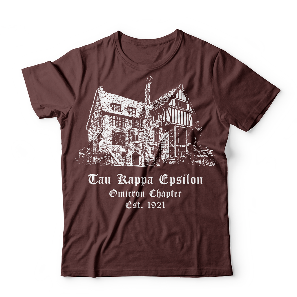 Tau Kappa Epsilon Omicron Chapter House Shirt