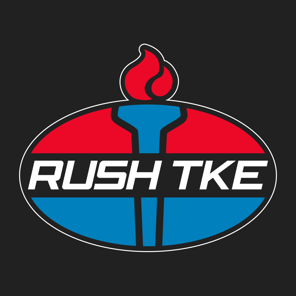 Tau Kappa Epsilon Rush Torch