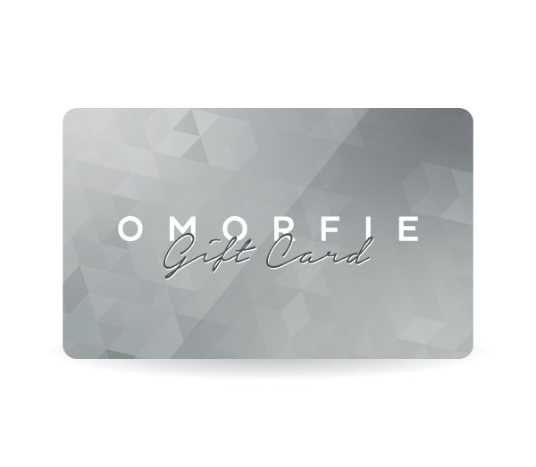 GIFT CARD | Beauty Gift Cards | OMORFIE Hair Care