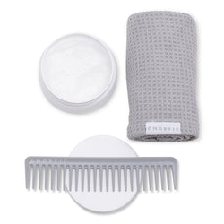 IT'S A WRAP KIT | Hair Care Kit | Hair Towel, Beach Comb & Hair Mask