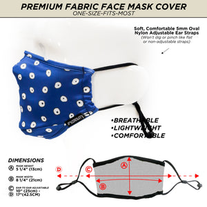 Premium Protective Fabric Face Cover- Xstatic