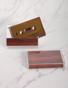 FYDELITY Blank Cassette Mixed Tape C-60 Audio 60-Min 10 Pack: Woody LIMITED EDITION