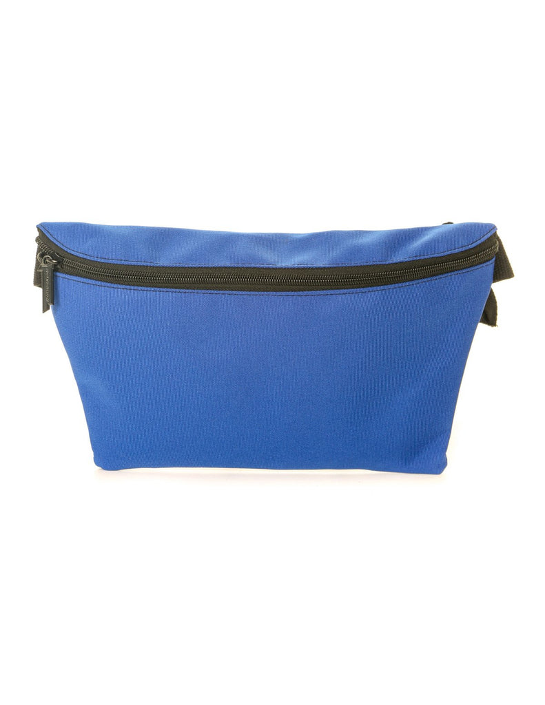 FYDELITY- XL Ultra-Slim Fanny Pack: DAILY  Blue