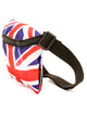 FYDELITY- Ultra-Slim Fanny Pack: FLAGS UK