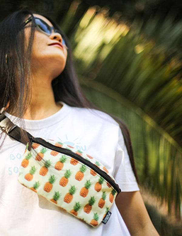 FYDELITY- Foodie Fanny Pack: Pineapple