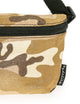 FYDELITY- Ultra-Slim Fanny Pack: CAMO Gold