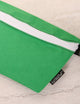 FYDELITY- Ultra-Slim Fanny Pack: GAME DAY Green & White