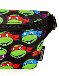 Ultra-Slim Fanny Pack: NICK TMNT Faces